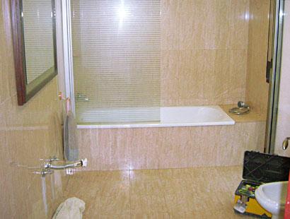 Cambio de ba era por plato ducha barcelona cambiar ba era - Como cambiar banera por ducha sin obra ...